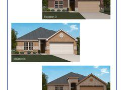 Hickory II - Creek Crossing: Melissa, Texas - Altura Homes