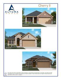 Cherry II - Cottonwood: Greenville, Texas - Altura Homes