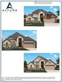 Brentwood - Meadows at Morgan Creek: Royse City, Texas - Altura Homes