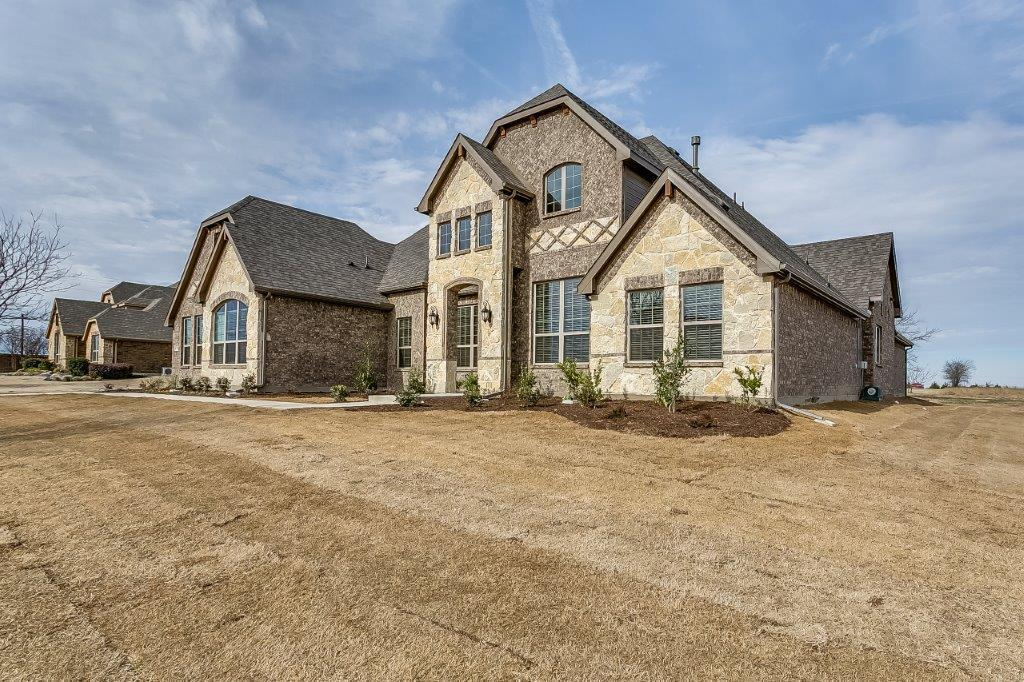1 acre rockwall altura homes