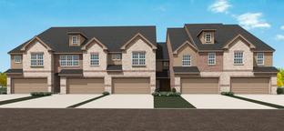 Topaz 1 - The Cedars Townhomes: Greenville, Texas - Altura Homes