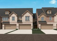 Topaz 5 - The Cedars Townhomes: Greenville, Texas - Altura Homes