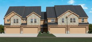 Jade 2 - The Cedars Townhomes: Greenville, Texas - Altura Homes