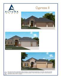 Cypress II - Meadows at Morgan Creek: Royse City, Texas - Altura Homes