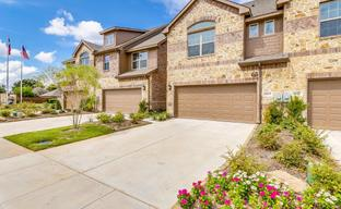 The Cedars Townhomes by Altura Homes in Dallas Texas