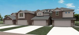 Onyx 1 - The Cedars Townhomes: Greenville, Texas - Altura Homes