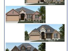Albany - Eagle Ridge: Forney, Texas - Altura Homes