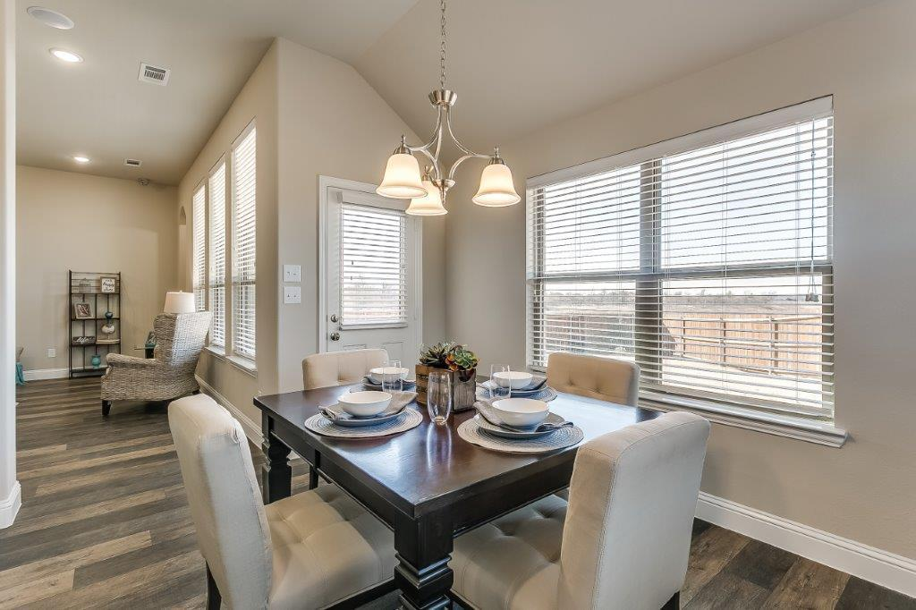 Kitchen featured in the Albany By Altura Homes in Dallas, TX