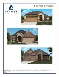 Grand Denmark - Cottonwood: Greenville, Texas - Altura Homes