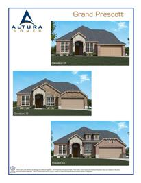 Grand Prescott - Eagle Ridge: Forney, Texas - Altura Homes