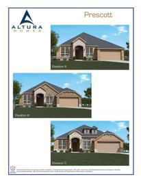 Prescott - Eagle Ridge: Forney, Texas - Altura Homes