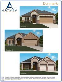 Denmark - River Ridge: Crandall, Texas - Altura Homes