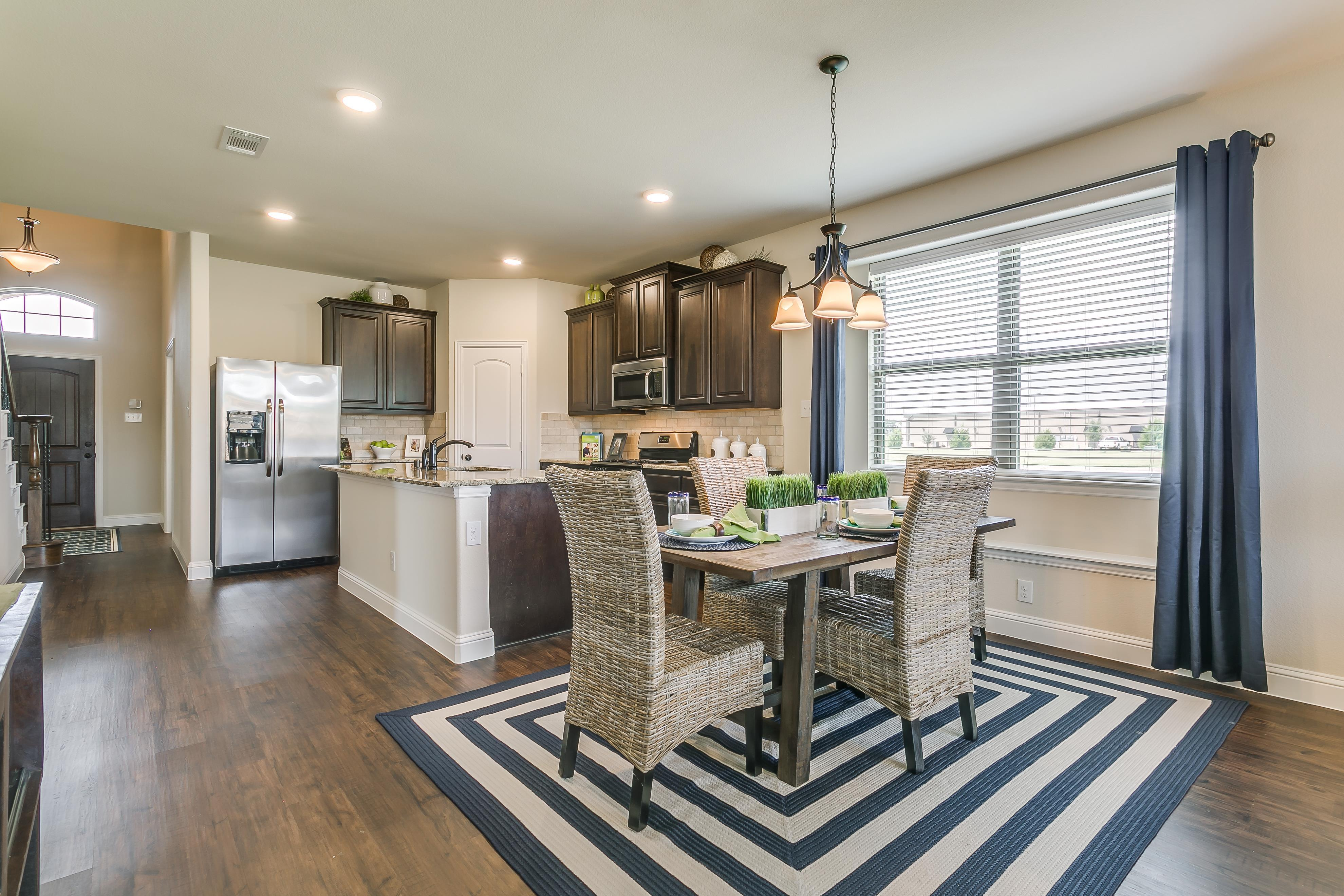 Kitchen featured in the Grand Denmark By Altura Homes in Dallas, TX