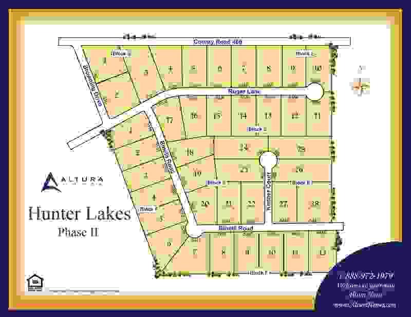 Hunter Lake Phase 2