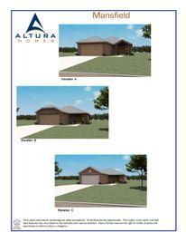 Mansfield - Jacksons Run: Greenville, Texas - Altura Homes