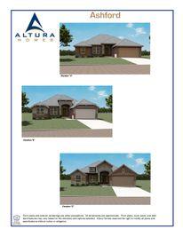 Ashford - Creek Crossing: Melissa, Texas - Altura Homes