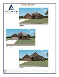 Dorchester - Creek Crossing: Melissa, Texas - Altura Homes