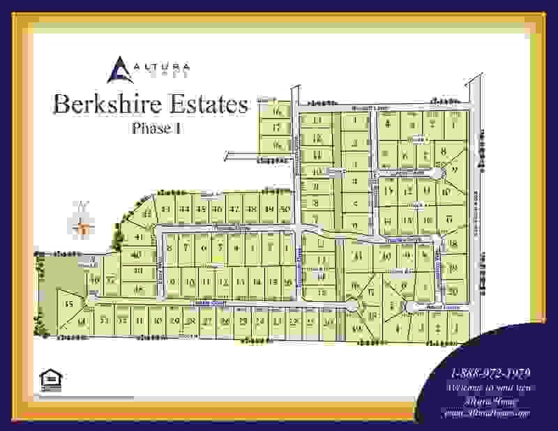 Berkshire Plat
