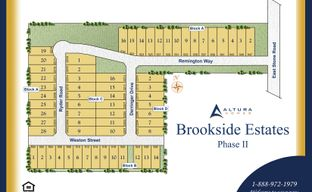 Brookside by Altura Homes in Dallas Texas