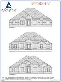 Brimstone VI - Berkshire Estates: Mesquite, Texas - Altura Homes