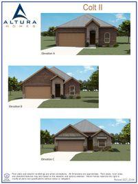 Colt II - Brookside: Wylie, Texas - Altura Homes