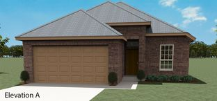 Colt - Brookside: Wylie, Texas - Altura Homes