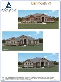 Dartmouth VI - Berkshire Estates: Mesquite, Texas - Altura Homes