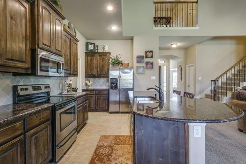 Kitchen-in-Magnolia-at-Woodcreek-in-Fate