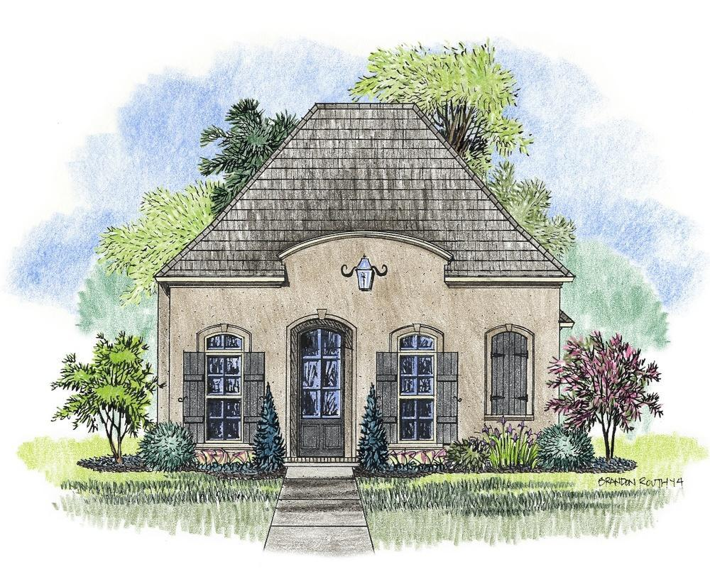 New Construction Floor Plans In Baton Rouge La