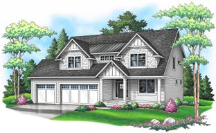 Amberwood by Timberland and Custom One Home in Minneapolis-St. Paul Minnesota