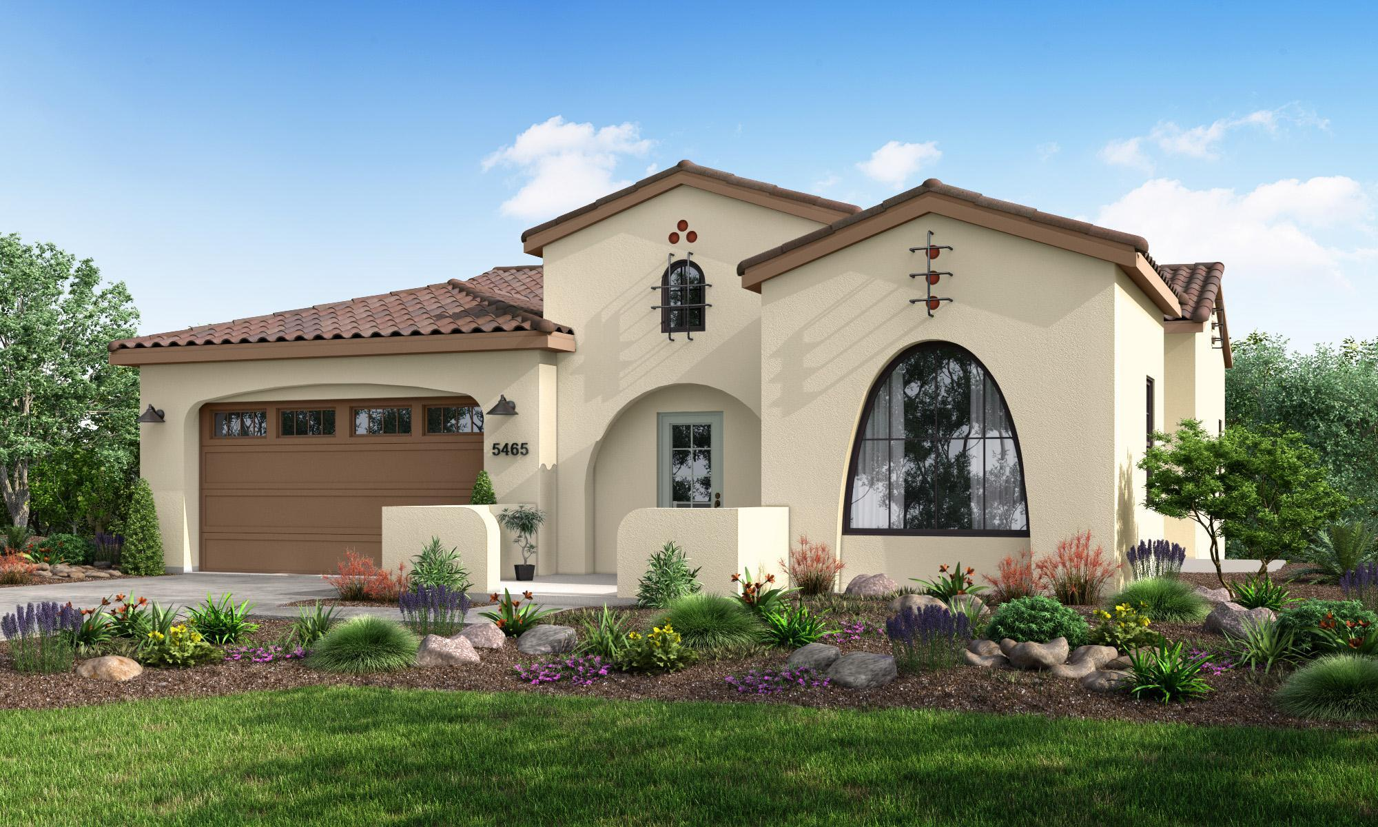 Exterior featured in the Bishop By Ladera at Righetti in San Luis Obispo, CA