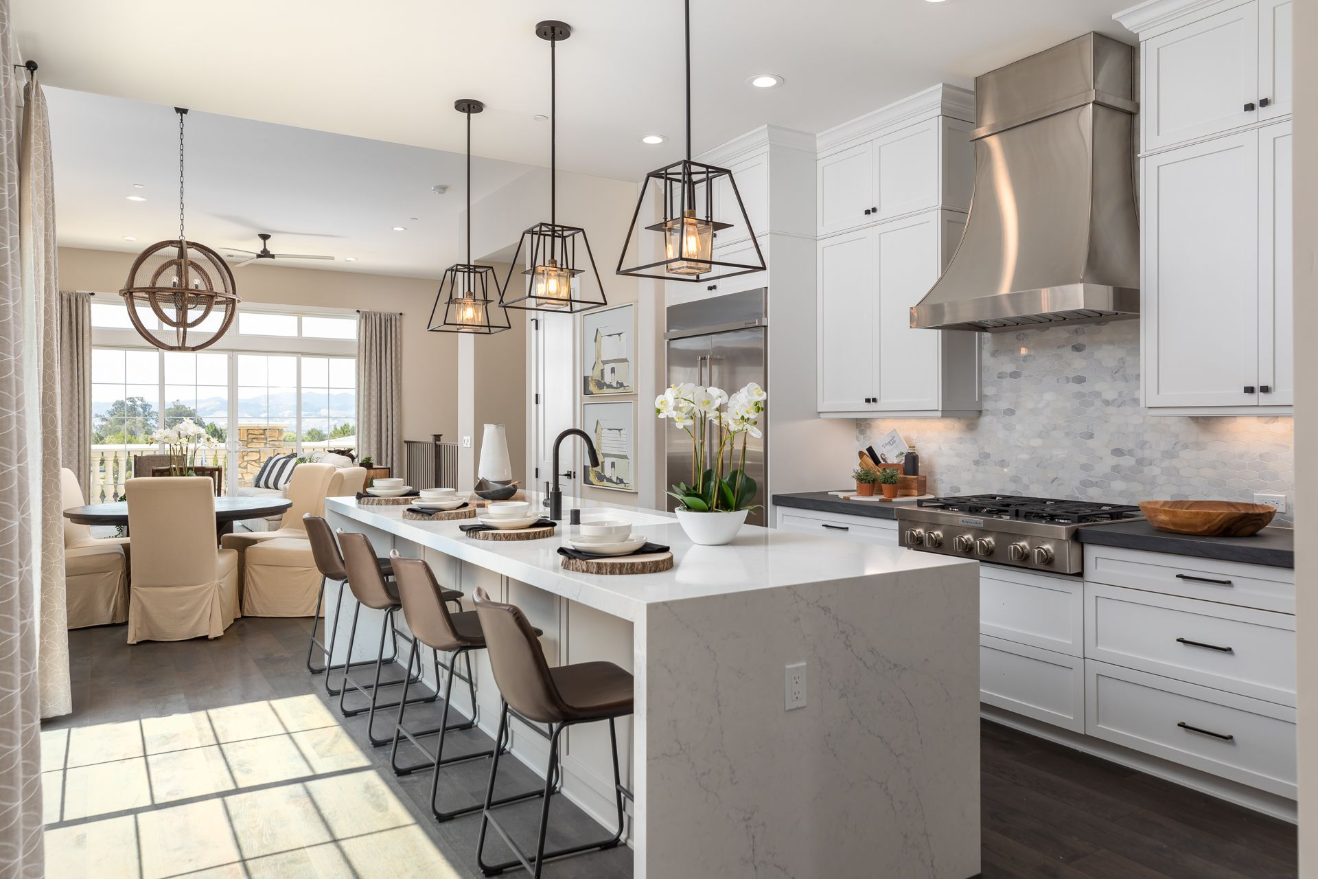 Kitchen featured in the Islay By Ladera at Righetti in San Luis Obispo, CA