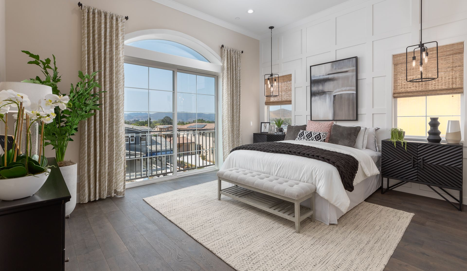 Bedroom featured in the Islay By Ladera at Righetti in San Luis Obispo, CA