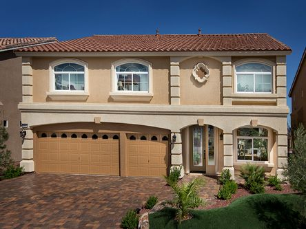American West Fox Hill Estates By In Las Vegas Nevada