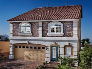 Homes In American West Highlands Collection By Las Vegas