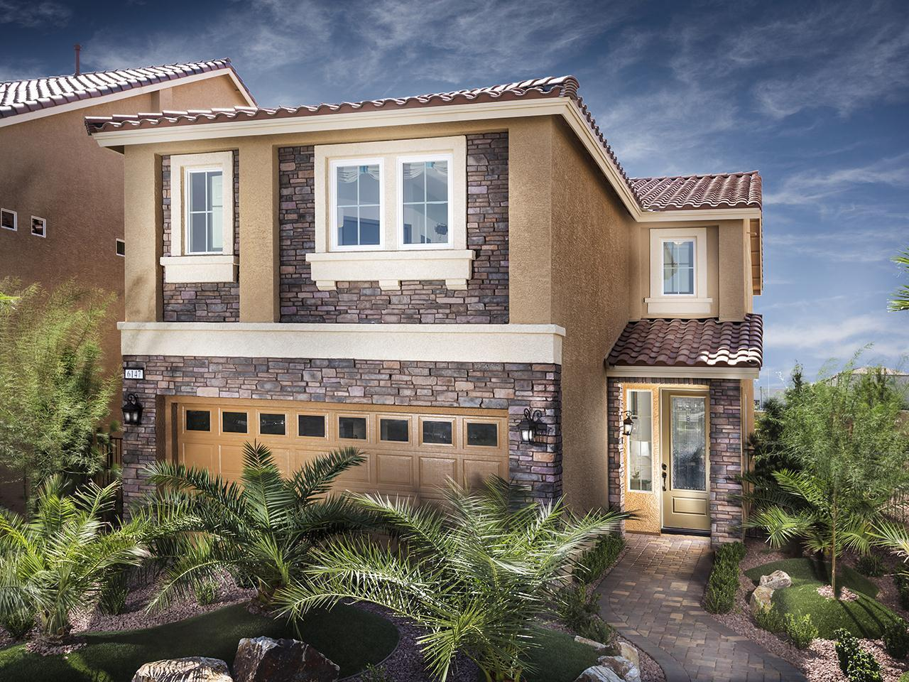 New Construction Homes Plans In Las Vegas Nv 1 766 Newhomesource