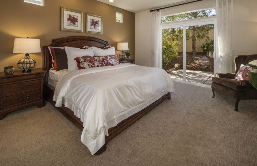 Bedroom featured in the Plan 2689 By AmericanWest Homes in Las Vegas, NV
