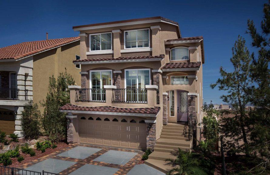 'Bridgewater' by AmericanWest Homes - Nevada - Las Vegas in Las Vegas
