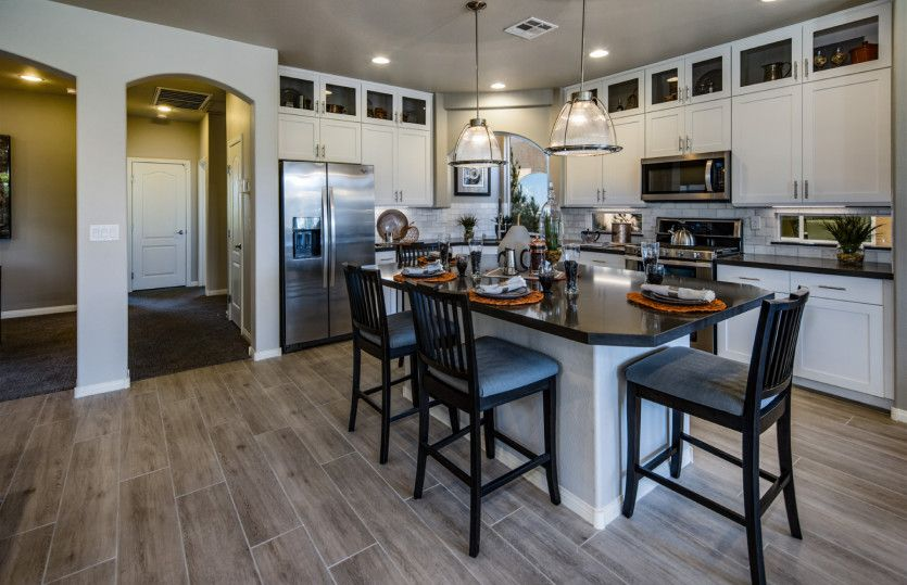 Kitchen featured in The Cartier By AmericanWest Homes in Las Vegas, NV
