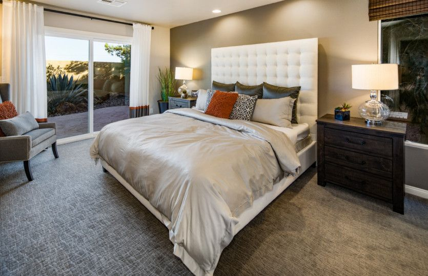 Bedroom featured in The Cartier By AmericanWest Homes in Las Vegas, NV