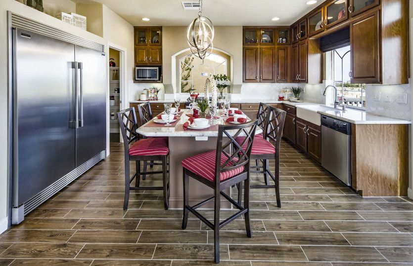 Kitchen featured in The Versace By AmericanWest Homes in Las Vegas, NV