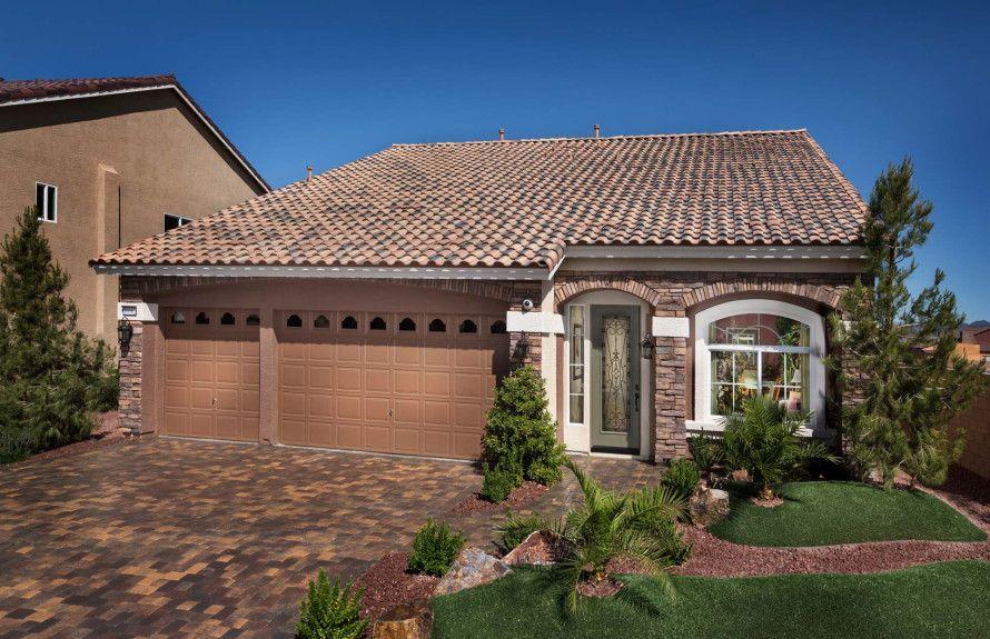 'Fox Hill Estates' by AmericanWest Homes - Nevada - Las Vegas in Las Vegas