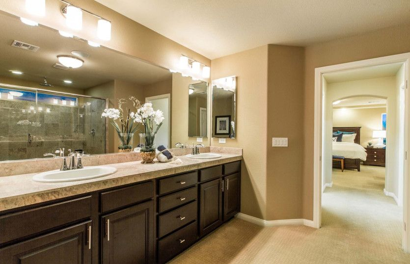 Bathroom featured in The Donovan By AmericanWest Homes in Las Vegas, NV