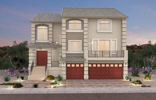 The Victoria Elite - Rainbow Crossing Elite: Las Vegas, Nevada - AmericanWest Homes