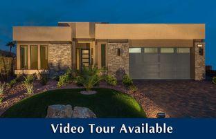 The Alyssa - Fox Hill Estates: Las Vegas, Nevada - AmericanWest Homes
