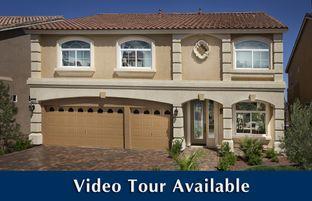 The Donovan - Fox Hill Estates: Las Vegas, Nevada - AmericanWest Homes