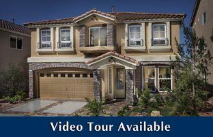 Plan 3019 - Brentwood: Las Vegas, Nevada - AmericanWest Homes