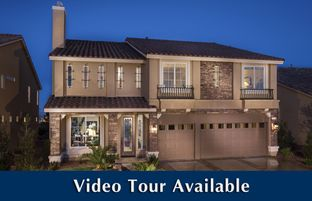 The Landon - Fox Hill Estates: Las Vegas, Nevada - AmericanWest Homes