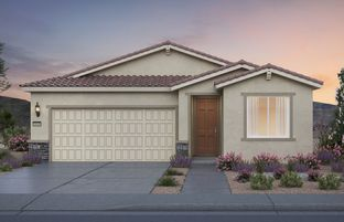 Verbena - Aldervista at North Ranch: North Las Vegas, Nevada - AmericanWest Homes