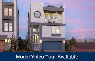 The Kendall - Skyview Mesa: Las Vegas, Nevada - AmericanWest Homes